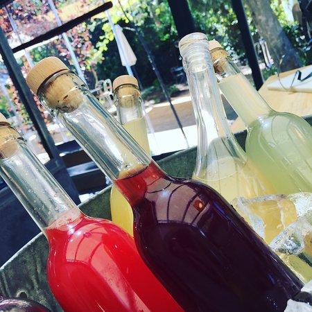 Collado Mediano, España: Licuados, fermentados, infusiones.