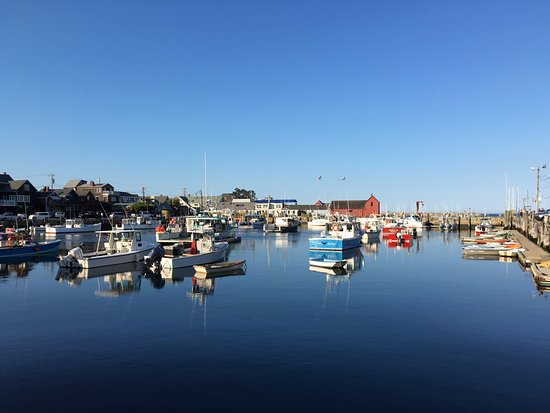 Sally Webster Inn: Rockport Harbor - 5 minute walk from Inn