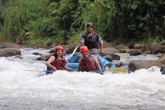Puerto Viejo de Sarapiqui, Costa Rica: Y allá vamos 😜