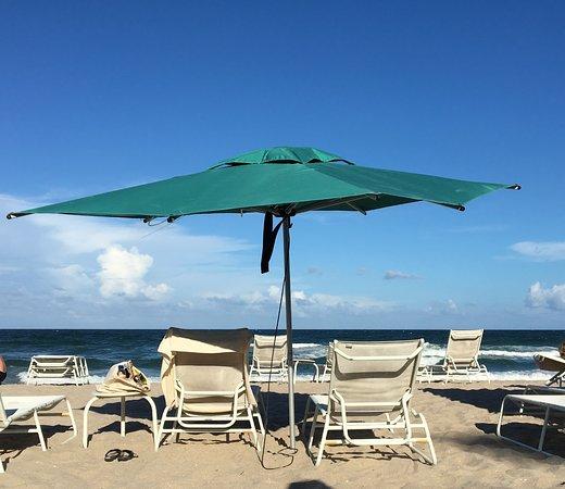 Kimpton Tideline Ocean Resort & Spa: Beach