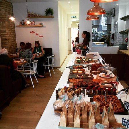 Vatrushka bakery and cafe richmond restaurant reviews - Richmond old deer park swimming pool ...