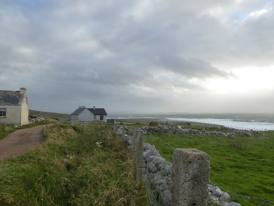 Bunbeg, Ireland: local scenery