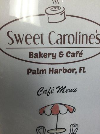 Sweet Caroline S Bakery Cafe Palm Harbor Fl