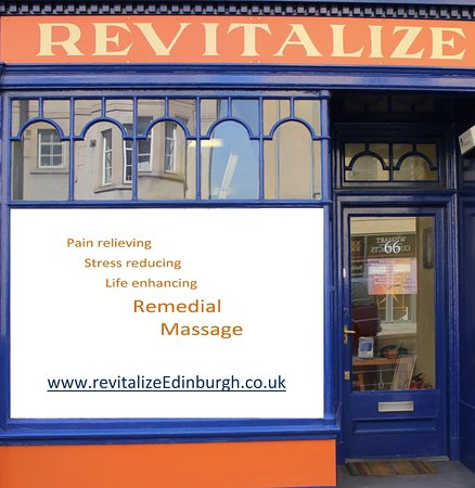 Revitalize Edinburgh Massage Therapies