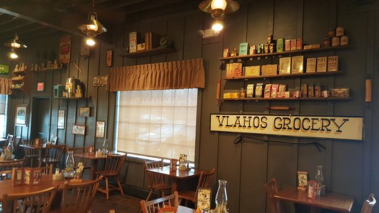 Dumfries, VA: 餐廳裝潢