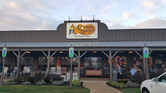 Dumfries, VA: 餐廳外觀