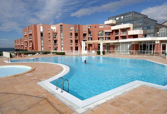 Résidence Cap Corniche -  La Croisette, hôtels à Sète