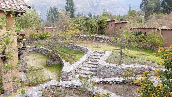 Inkallpa Valle Sagrado: Vista esterna