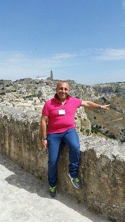 Visita Guidata ai Sassi di Matera con Simeone Tralli