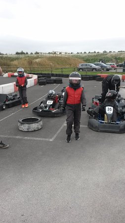 Thruxton Motorsport Centre: Wow that was great...can I do it again!