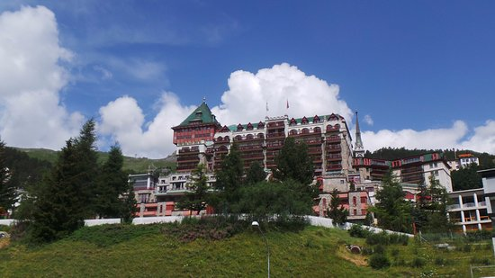 Badrutt's Palace Hotel: Badrutt's Palace