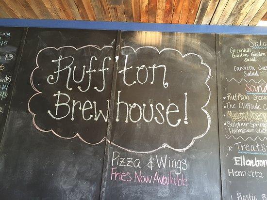 Rutherfordton, NC: Ruff'ton Brewhouse
