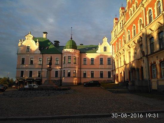 Vyborg Rathaus
