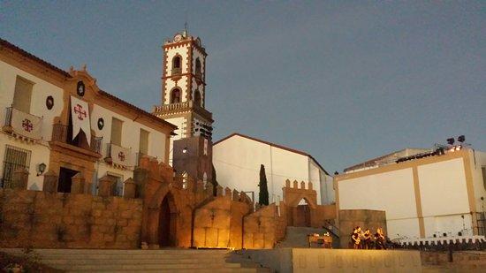 Fuente Obejuna, Espanha: 20160817_214101_large.jpg
