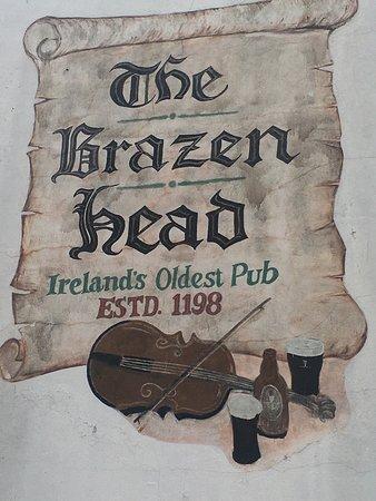 The Brazen Head: photo0.jpg