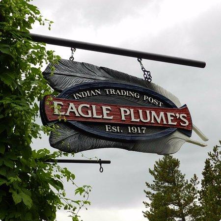 Eagle Plume's Trading Post