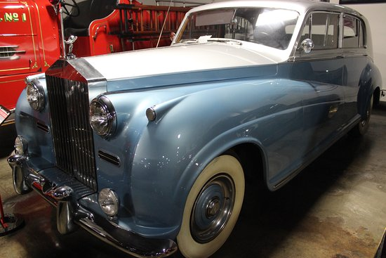 Marconi Automotive  Museum: Rolls