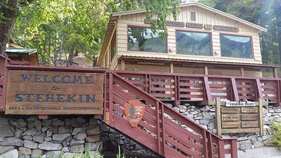 North Cascades Lodge at Stehekin: 20160902_102218_large.jpg