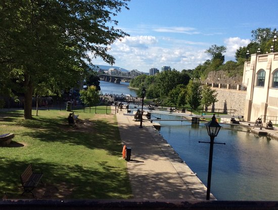 Pretty Ottawa Locks