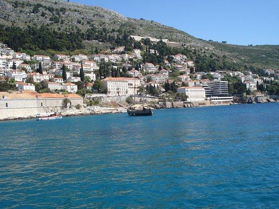 Hilton Imperial Dubrovnik: Harbour