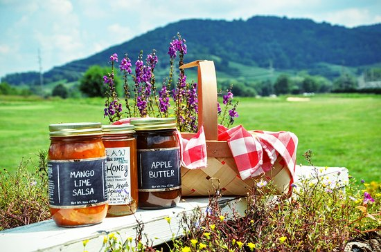Sperryville, VA: Local Honey, Preserves, Snacks, and Candy!