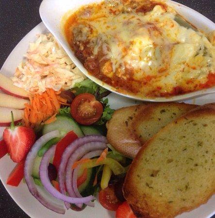 Bellingham, UK : Fab food, friendly staff, great customers