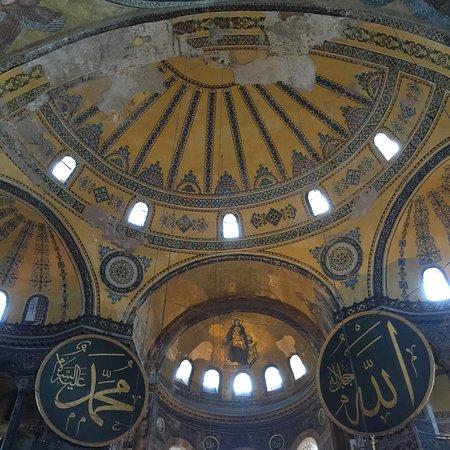 متحف/كنيسة آيا صوفيا (آيا صوفيا): صور من داخل وخارج آيا صوفيا