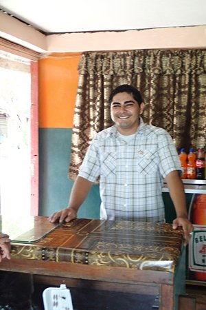 Burrell Boom, Belice: Nice Guy at the Counter