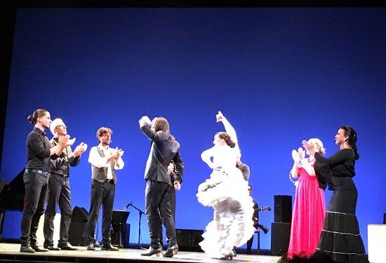 Opera y Flamenco - Palau de la Música Catalana - Picture of Barcelona y Flame...