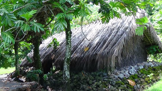 Wailua, Havaí: Kamokila Hawaiian Village