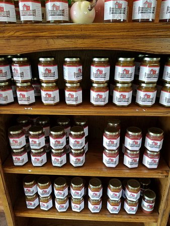 Palisade, Kolorado: Nana's Fruit and Jam Shack