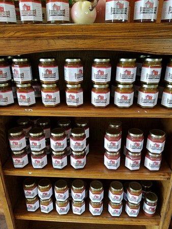 Palisade, CO: Nana's Fruit and Jam Shack