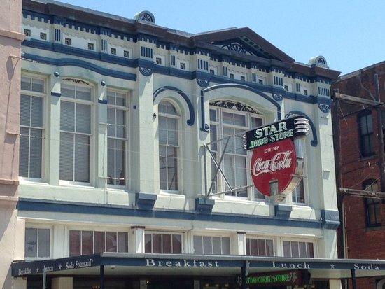 Star Drug Store: Historic Star Drug