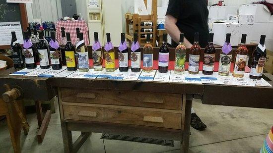 Waterman, IL: Cool winery