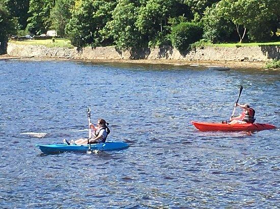 Lochoilhead Kayak Hire