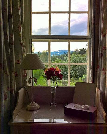 Killiecrankie Hotel: room with a view