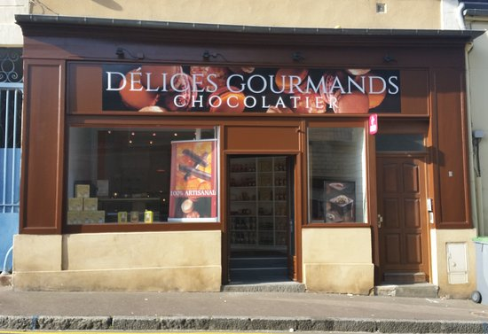 ‪Délices Gourmands‬