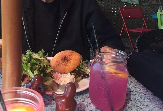 Rhubarb Restaurant: banh mi