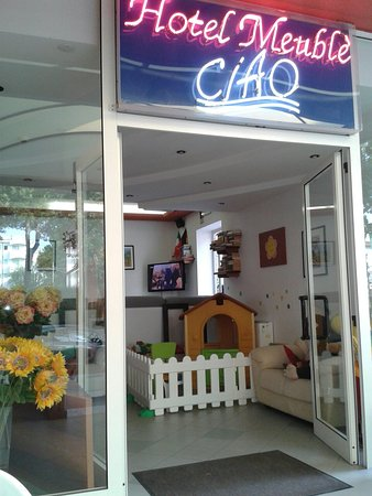 Hotel Ciao Bed & Breakfast: 20160903_090958_large.jpg