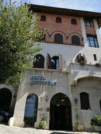 Hotel Gattapone: L'hotel