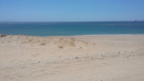 Agiassos, اليونان: plage