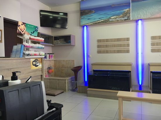 Fish Spa Platanias: photo1.jpg