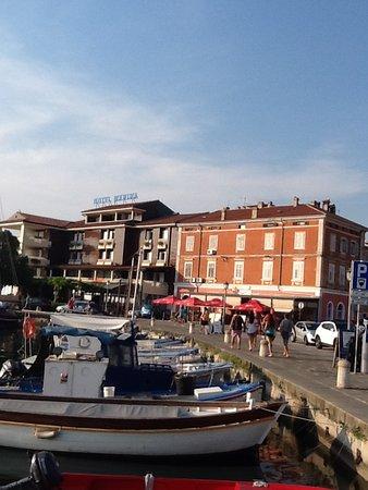 Hotel marina d.o.o.: Geen massahotel.