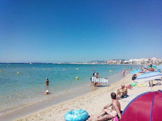 Hotel Playa : Praia fantástica