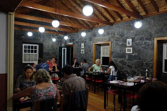 Canto do Paco : O restaurante