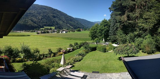 Residence Obermoarhof: View from our apartment