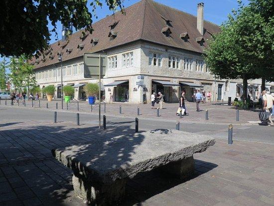 Sentier urbain Heinrich Schickhardt et son temps