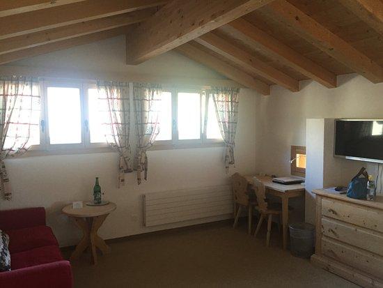 Schonried, İsviçre: Stimmige Zimmer