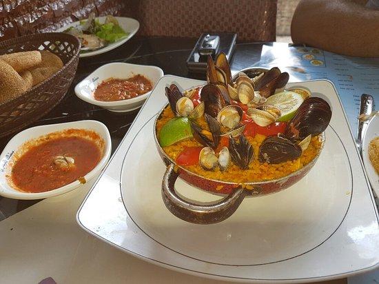 Snack El Bahri : Restaurant El Bahri