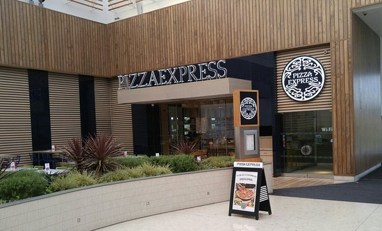 Pizza Express Dudley Lower Mall The Food Ct Updated
